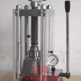 DY-24A防护型手动压片机|手动压片机厂家