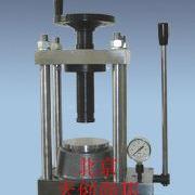 供应DY-30T型手动台式压片机
