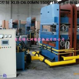400T框架平板硫化机,大型框架平板硫化机,专业生产厂家