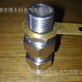 化工厂防爆壳体接线用电缆接头 黄铜 不锈钢EXDIICT6 IP67
