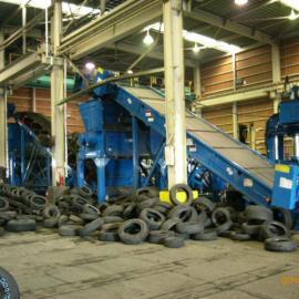 垃圾焚烧发电工程-固废处理减容破碎机