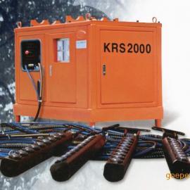 矿山高效开采新型液压劈裂机――劈裂棒