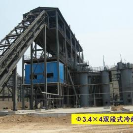 郑州双段式冷煤气站
