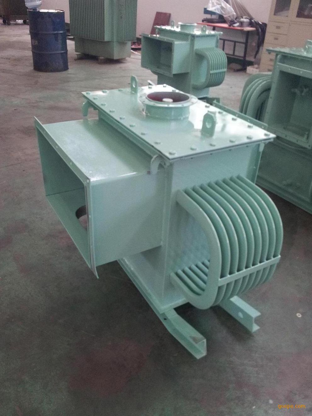 KS11-500变压器,KS9-500矿用变压器技术参数