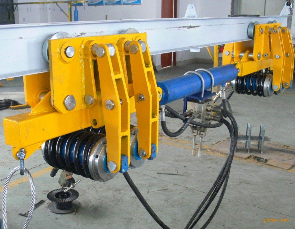谷瀑环保设备网 装卸设备/输送设备 起重机/吊车 邹城市兴邦机械制造图片