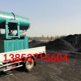 矿用高射程喷雾风机首选北华厂家