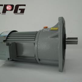 城邦CPG立式三相铝/铁壳刹车马达CV减速机四级