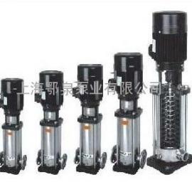 立式多级不锈钢离心泵