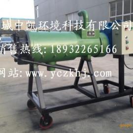 2013新型牛粪螺旋挤压固液分离机