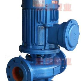 GD防爆型立式单级管道泵|管道式离心泵型号_报价_价格