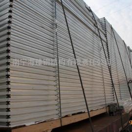 玻镁彩钢板/岩棉夹芯板/南宁厂家供应多种芯材手工彩钢板