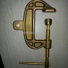 硕悦SY2500-C(III)全铜接地夹
