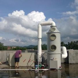 PP聚丙烯废气净化塔,PP防腐废气处理塔