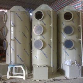 PP聚丙烯废气净化塔,聚丙烯废气吸收塔,PP防腐废气处理塔