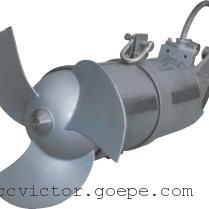 潜水搅拌机 QJB 不锈钢冲压型