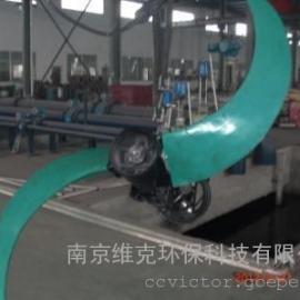 低速推流拌和机 QJB4/4 聚氨酯叶片