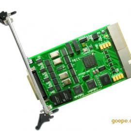 阿尔泰数字量卡,带CAN、UART信号通讯功能