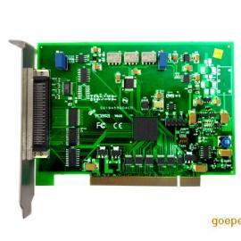 阿尔泰16路模拟量输入采集卡,差分8通道PCI8621