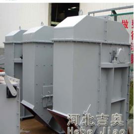 水泥库专用提升机钢丝绳芯胶带斗式提升机