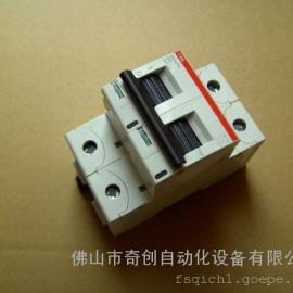 ABB低压断路器 S802PV-S25 特价清库存