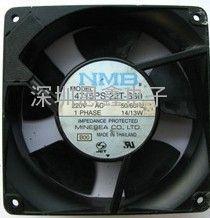 原装美蓓亚NMB 4715PS-22T-B30风扇