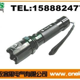 【深圳海洋王】同款JW7621强光LED电筒 可充电