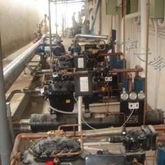 武汉工业制冷设备 氨系统制冷 冷却工艺