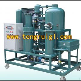 通瑞牌ZJD-K-30板框真空式废油污油脱水滤油机
