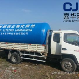 浙江玻璃钢农村污水处理化粪池