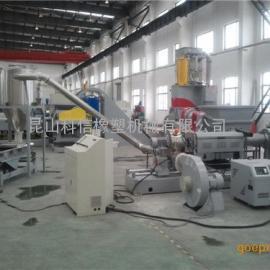 厂家直供CPE橡胶电缆料造粒机_价格便宜_质量稳定