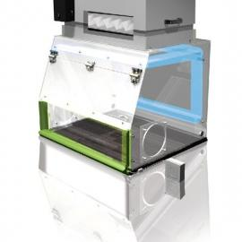 天平排风粉尘防护罩合体式FSI 10000系列(单过滤器)