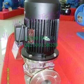 水泵直销售GDF40-30不锈钢耐腐蚀污水循环泵