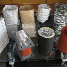 硅玻钛不燃软管