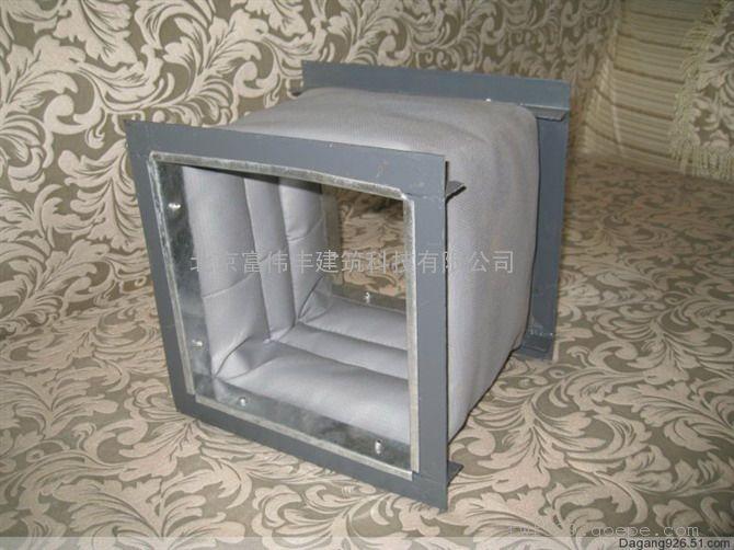 硅玻钛金防火节能软管