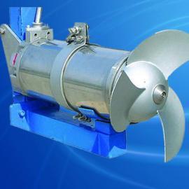 QJB1.5/8-400/3-740S全不锈钢潜水搅拌机