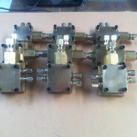 供应油气分配器