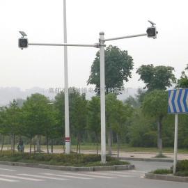 警示信号灯杆