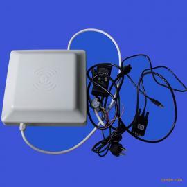 RFID超高频中距离读写器,超高频固定式读写器