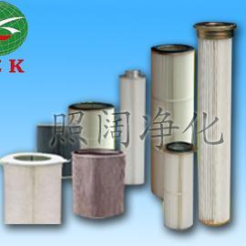 ZZK粉尘收集滤筒,过滤网,过滤材料,空气过滤器