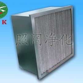 ZZK高效有隔板过滤器,过滤网,高效空气过滤器