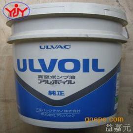 日本爱发科ULVAC真空泵油R-7,R-4(原装正品)