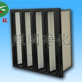 ZZK组合式V型过滤器,过滤网,高效过滤器