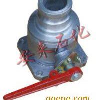 油罐车专用球阀 法兰铝球阀 铝合金方法兰单向球阀