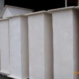 菱镁无机玻璃钢风管