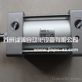 SMC气缸,MDBB100-75