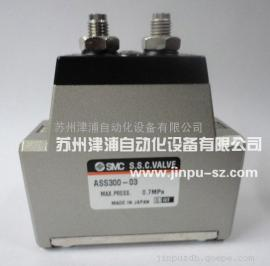 SMC速度控制阀,ASS300-03