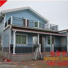钢结构别墅、私家别墅、移动别墅和农家乐房屋设计施工