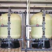 多罐系统全自动软水设备(洁明多阀软水器)