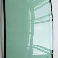 挖掘机驾驶室挡风玻璃