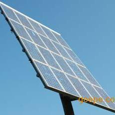 供应60瓦太阳能电池板